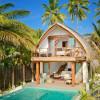 Maldivler de bir gün :)