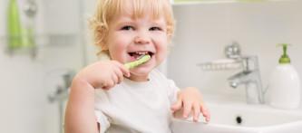 Çocuklarda diş bakımı için 4 uzman tavsiyesi