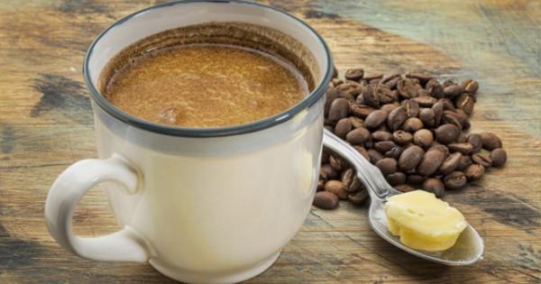 Hindistan cevizi yağlı kahve zayıflatıyor!