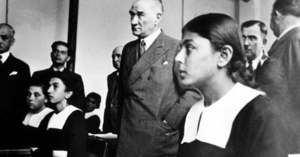 Kadınlar için Atatürk'ün söylediği sözler