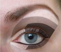 Smokey eyes göz makyajı örnekleri